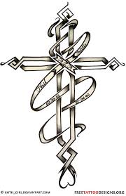 Cross Tatoo - cross gallery