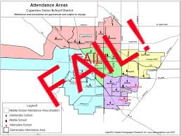 san jose unified district map schools burbed