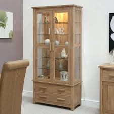 china cabinet in living room china cabinet design cabinet light brown rectangle retro wooden