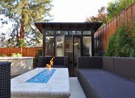 backyard shed office solar design gogo papa