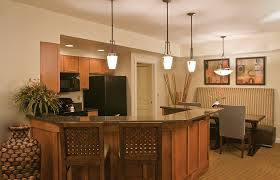 Lodge Kitchen by Club Wyndham Wyndham Vacation Resorts Great Smokies Lodge