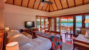 Exotic Interior Design by Hotel Mauritius Heavenly Beautiful Resort Constance Le Prince