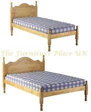 Santos Antique Pine Bed Frame Antique Pine Bed Ebay