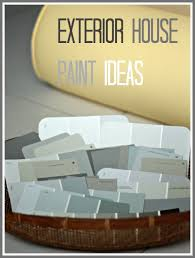 Exterior House Paint Design - if by blue you mean grey exterior house paint ideas