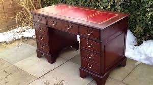 Office Desk Leather Top Office Desk Leather Top Deskideas