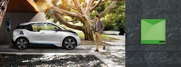 mobility cars bmw loxone and bmw offer solar powered electric car charging