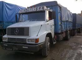 Famosos Camión Argentino: Mercedes-Benz L 1620 @XE16