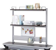 Desk And Bookshelves by Height Adjustable Bookshelf Clamp On Shelf Height Adjustable