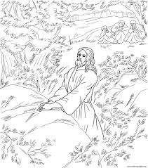 good friday 1 jesus pray in the garden of gethsemane coloring