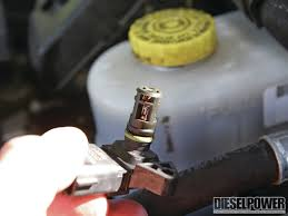 nissan frontier egr valve the evil of egr on diesel engines diesel power magazine