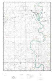 Topographical Map Of Utah by Mytopo Green River Utah Usgs Quad Topo Map