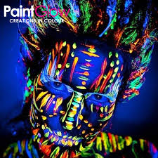 glow paint party uv paint neon uv paint party glowtopia