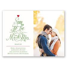 holiday save the dates invitations by dawn