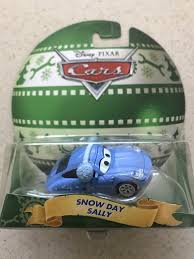 cars sally toy disney cars diecast 1 55 christmas xmas snow day sally paulmartstore