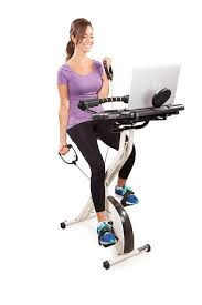 Desk Pedal 6 Ways To Get A Workout At Your Desk With Your Desk Brit Co