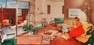 1950s interior design the iconic colors of the 1950s then and now better living