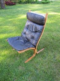 vintage westnofa siesta chair mid century danish lounge chair