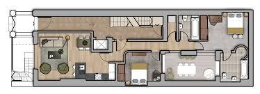 royal residence london floor plans