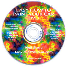 easy how to paint a car pro your self home spray hvlp