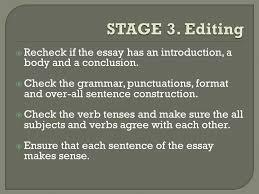 major kinds of essay