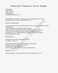 Consulting Resume Example Peoplesoft Consultant Resume Resume For Your Job Application
