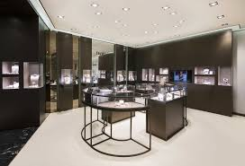 arredo gioiellerie damiani interior photography
