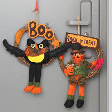 hanging halloween decorations compare prices on witch door decor online shopping buy low price
