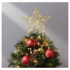 Pressed Metal Christmas Decorations gold christmas ornaments u0026 tree decorations target