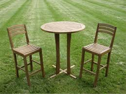 Tall Outdoor Chairs Outdoor High Bistro Table And Chairs Outdoorlivingdecor