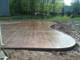 Sted Concrete Patio Design Ideas Concrete Patio Ideas Backyard Outdoor Goods