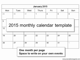 Free 2015 Monthly Calendar Template calendars 2015 templates free 2015 monthly calendar template free