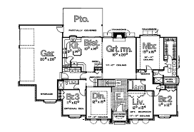 brick home floor plans brick house floor plans so replica houses