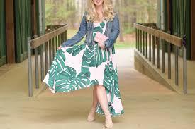 express dress palm leaf print dress express sale picks cort in session