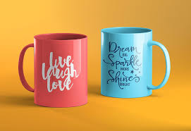 60 realistic coffee cup mug psd mockup templates decolore net