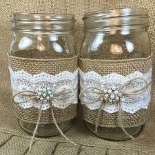 Rustic Mason Jar Centerpieces For Weddings by Best 25 Quart Mason Jars Ideas On Pinterest Primitive Mason