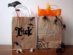 trick or treat bags diy trick or treat bags