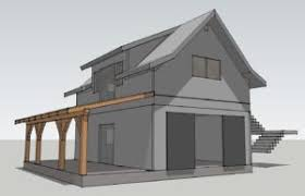 garage with inlaw suite opossum creek cabin a timber frame garage