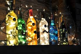 Light Up Halloween Tree by Diy Wine Bottle Mummy 3 More Halloween Wine Bottle Crafts Rent
