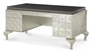 Michael Amini Furniture Used Michael Amini Hollywood Swank Executive Desk U0026 Reviews Wayfair
