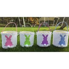 blank easter baskets wholesale monogram blank easter bunny basket view easter bunny