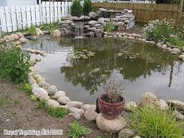 tips on how to build a backyard pond house exterior and interior