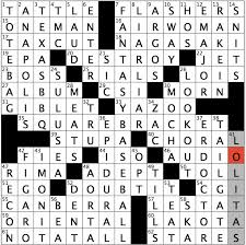 rex parker does the nyt crossword puzzle buddhist memorial dome