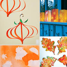 Simple Fall Crafts For Kids - kids art and crafts phpearth