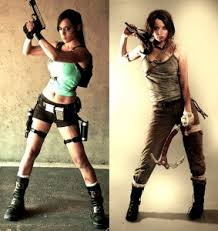 Lara Croft Halloween Costume Awesomely Nerdy Halloween Costume Ideas Video Gamesthe Black Sheep