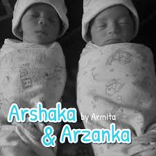 armita consultant nama bayi kembar laki laki arshaka dan arzanka