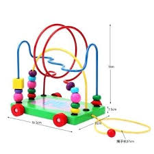 wooden bead toy table wooden bead maze toy garden wire toys popular table