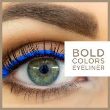 bold color eyeliner how to