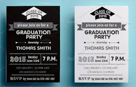 graduation invitations template 8 free psd vector ai eps