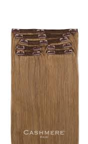 clip in hair malibu