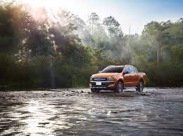 Last Year Ford Ranger Ford Will Build The Ranger In Nigeria For The Local Market
